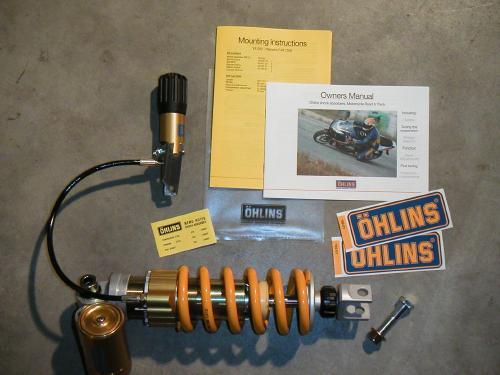 Ohlins инструкция - фото 7