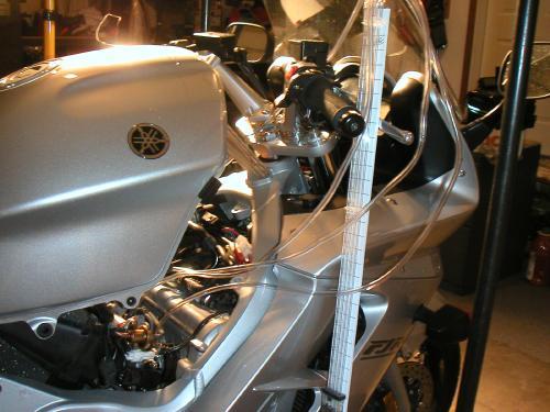 FJR1300 Throttle Body Synchronization