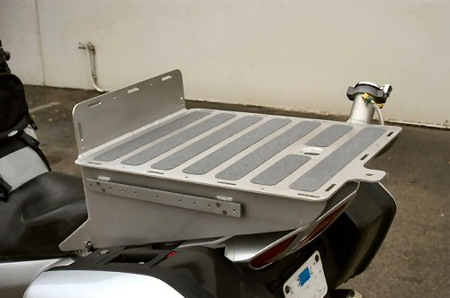 FJR1300 FlatBed Fuel Cell & Luggage Rack